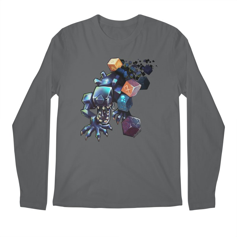 BDcraft Alien Men's Longsleeve T-Shirt by BDcraft Shop
