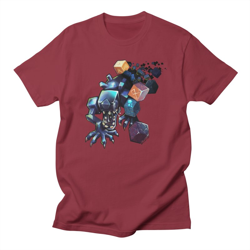 BDcraft Alien Men's T-Shirt by BDcraft Shop