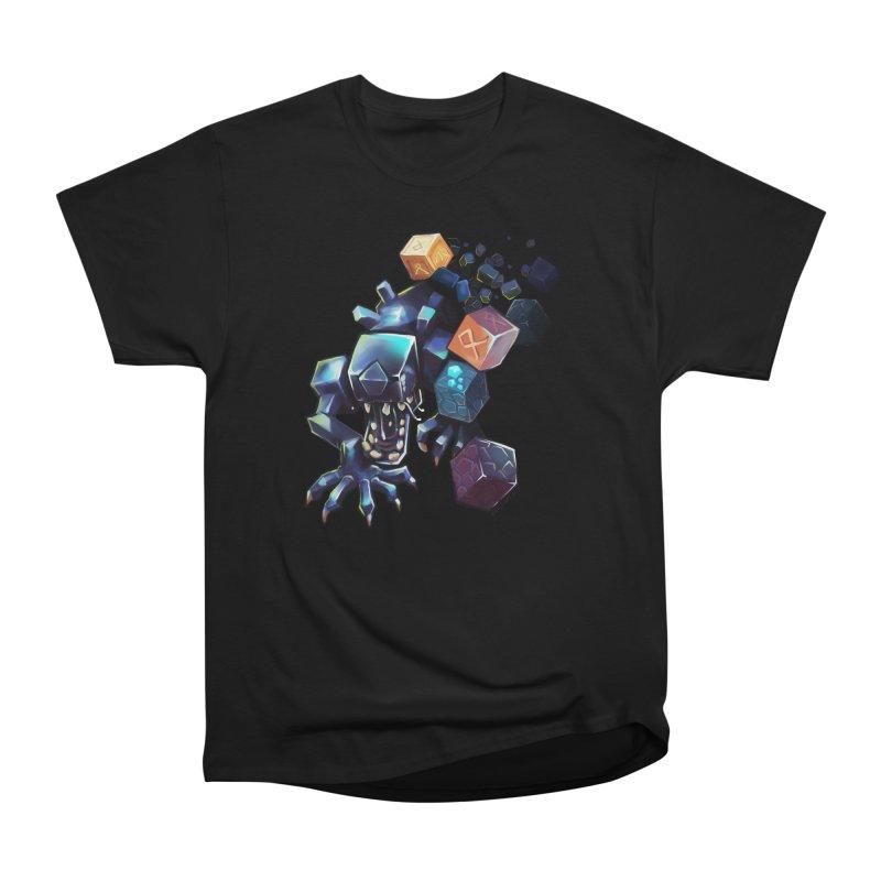 BDcraft Alien Men's Heavyweight T-Shirt by BDcraft Shop
