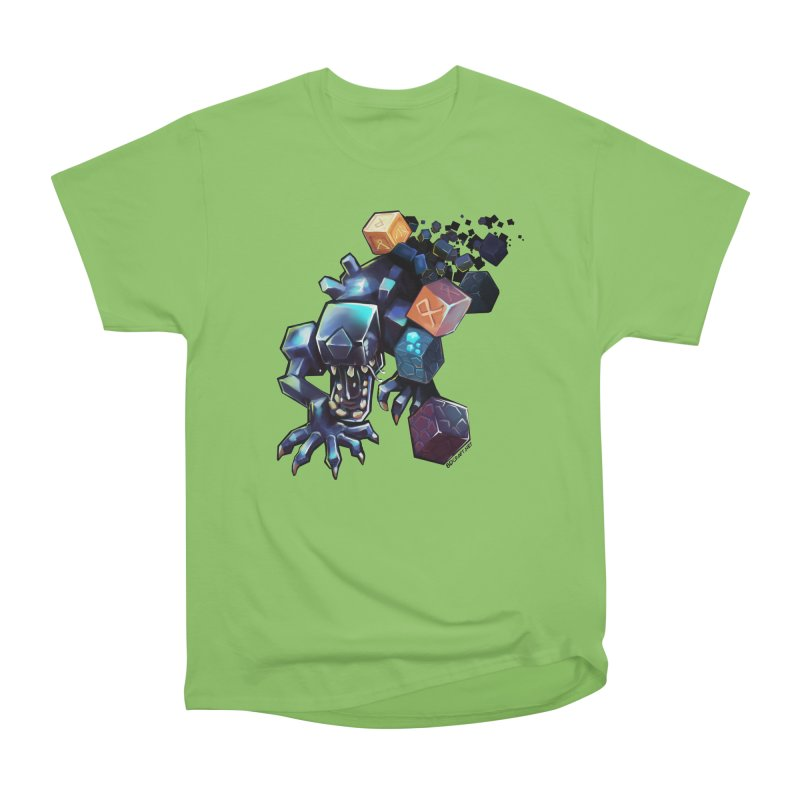 BDcraft Alien Men's Heavyweight T-Shirt by BDcraft Shop