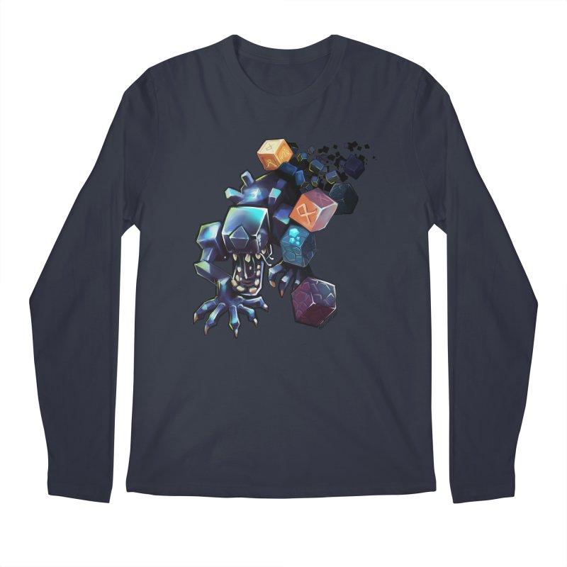 BDcraft Alien Men's Regular Longsleeve T-Shirt by BDcraft Shop