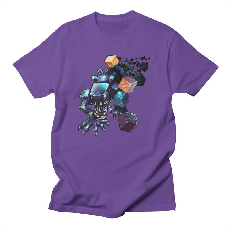 BDcraft Alien Men's T-Shirt by BDcraft Shop