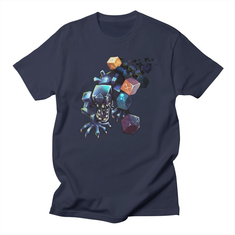 BDcraft Alien Men's Regular T-Shirt by BDcraft Shop