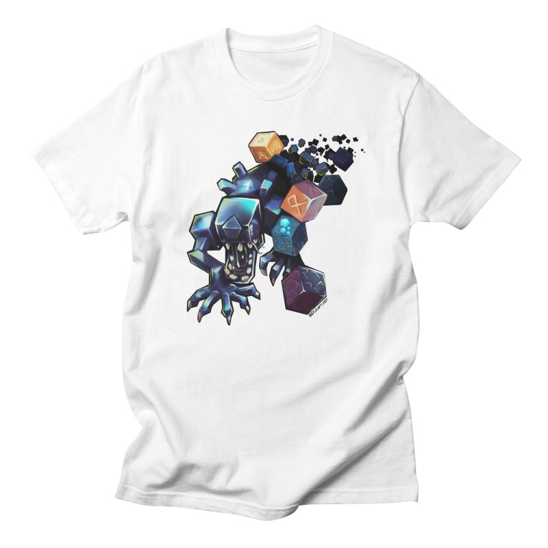 BDcraft Alien Men's Regular T-Shirt by BDcraft Shop