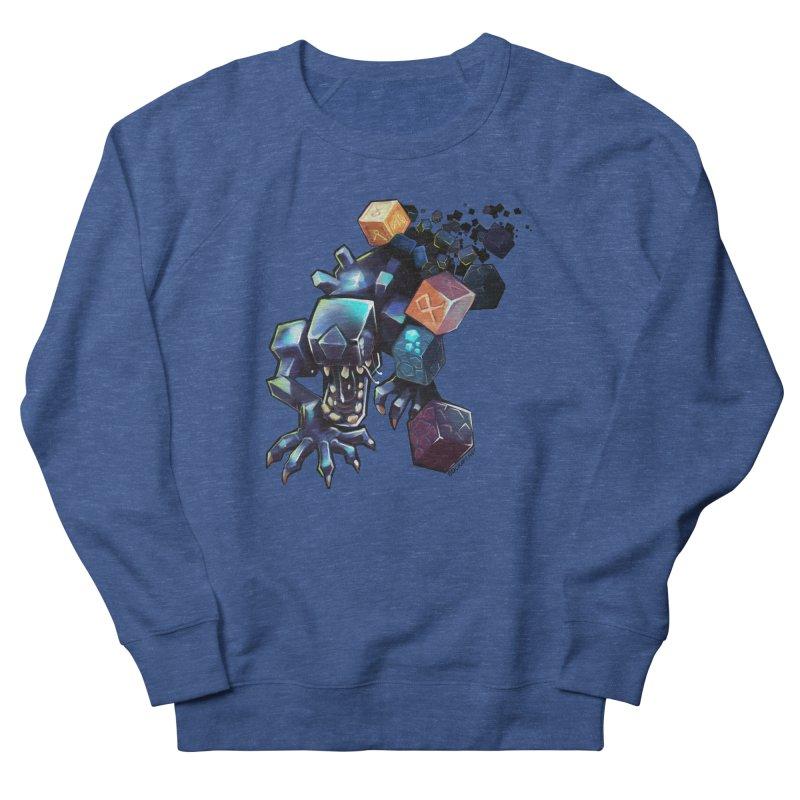 BDcraft Alien Men's Sweatshirt by BDcraft Shop