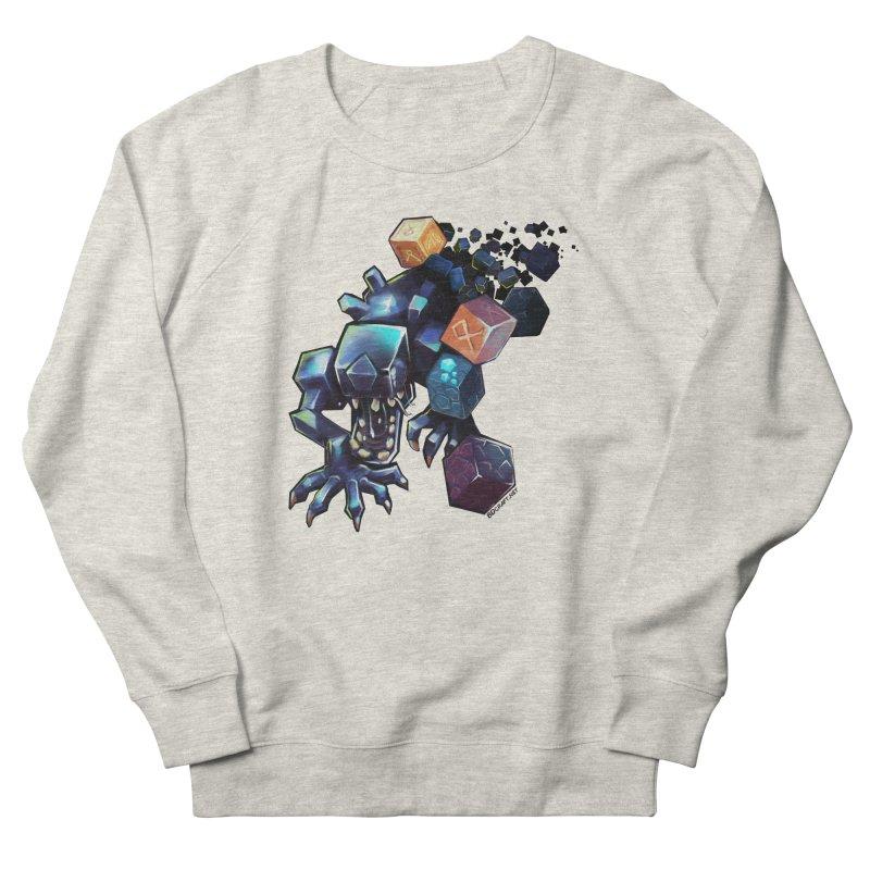 BDcraft Alien Men's French Terry Sweatshirt by BDcraft Shop