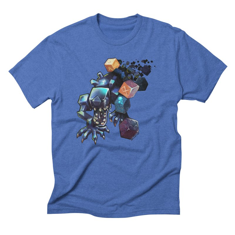 BDcraft Alien Men's Triblend T-Shirt by BDcraft Shop