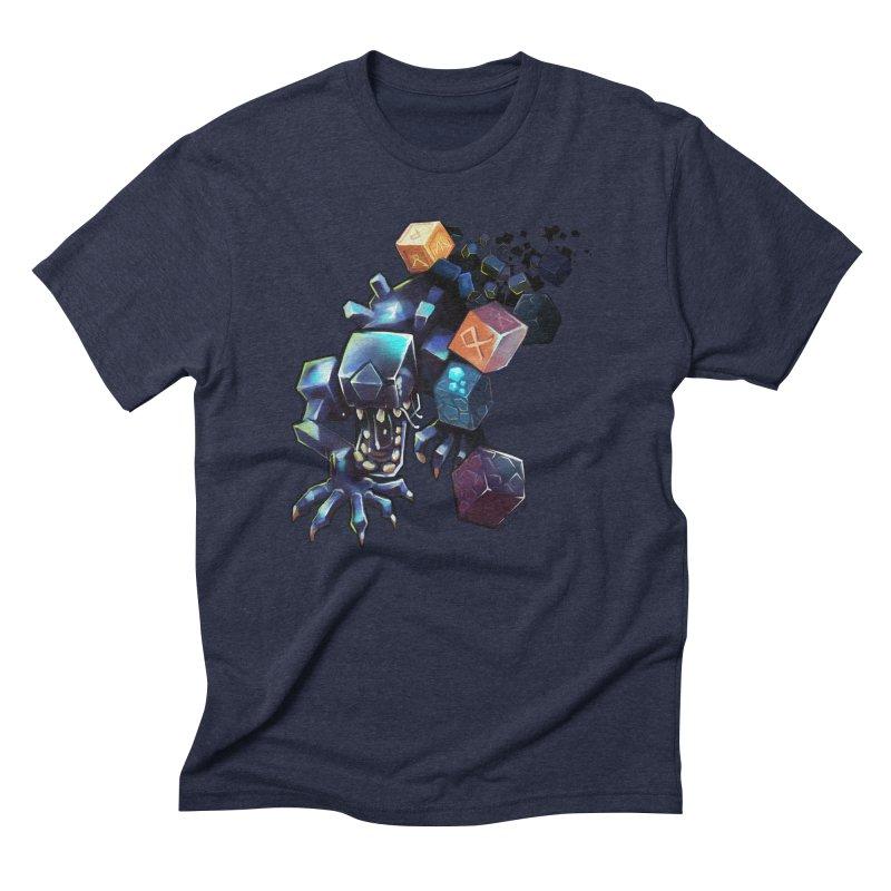 BDcraft Alien Men's Triblend T-Shirt by BDcraft Shop