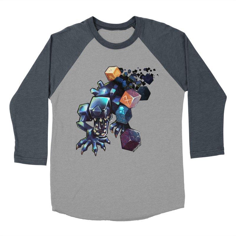 BDcraft Alien Women's Baseball Triblend Longsleeve T-Shirt by BDcraft Shop