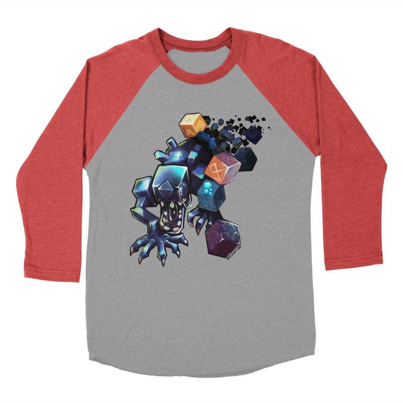 BDcraft Alien Men's Baseball Triblend Longsleeve T-Shirt by BDcraft Shop