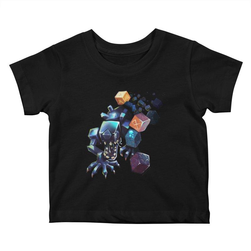 BDcraft Alien Kids Baby T-Shirt by BDcraft Shop