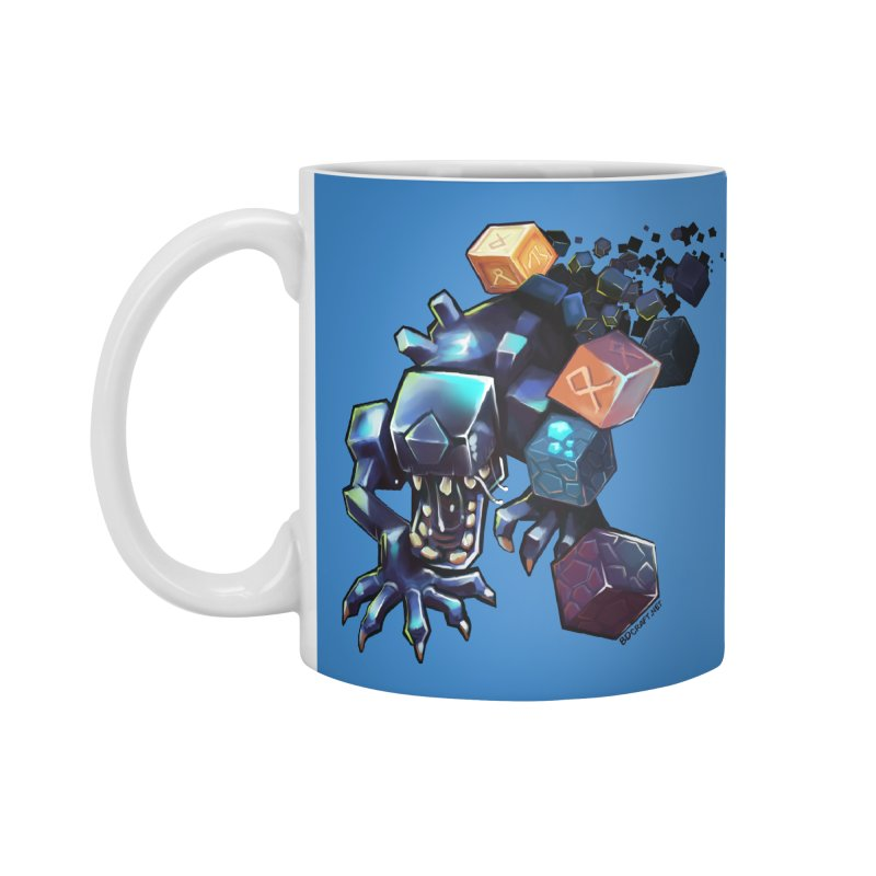 BDcraft Alien Accessories Mug by BDcraft Shop