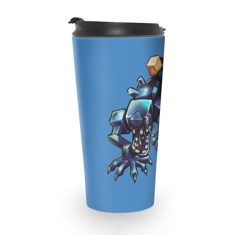 BDcraft Alien Accessories Travel Mug by BDcraft Shop