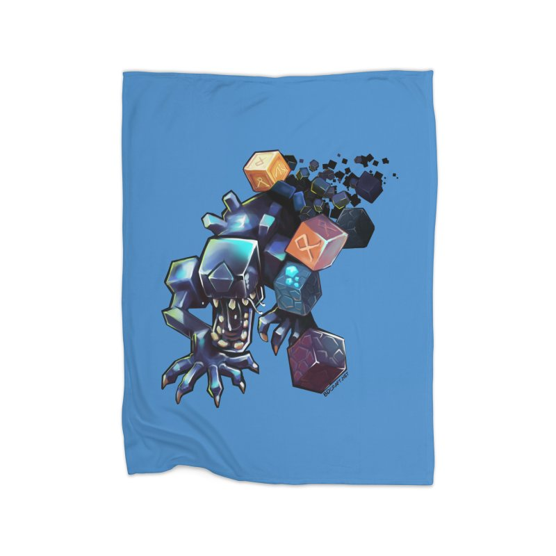 BDcraft Alien Home Blanket by BDcraft Shop