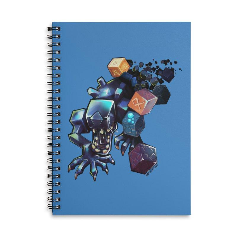 BDcraft Alien Accessories Notebook by BDcraft Shop