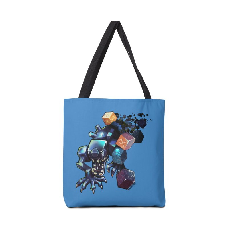 BDcraft Alien Accessories Tote Bag Bag by BDcraft Shop