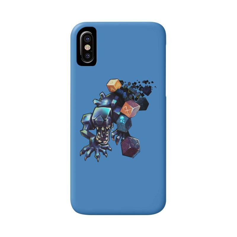 BDcraft Alien Accessories Phone Case by BDcraft Shop