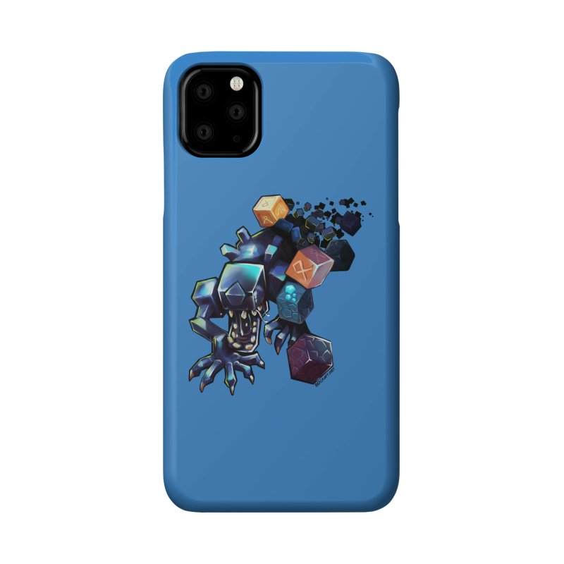 BDcraft Alien Accessories Phone Case by BDcraft Shop