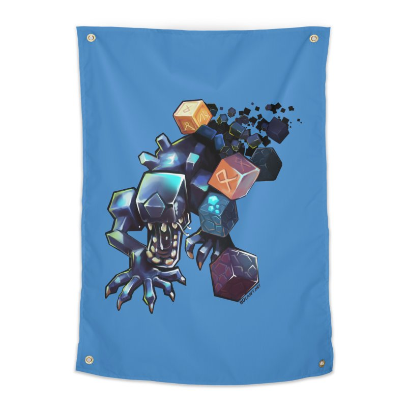 BDcraft Alien Home Tapestry by BDcraft Shop
