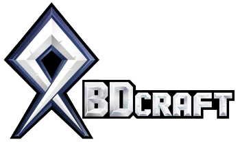 BDcraft Shop Logo