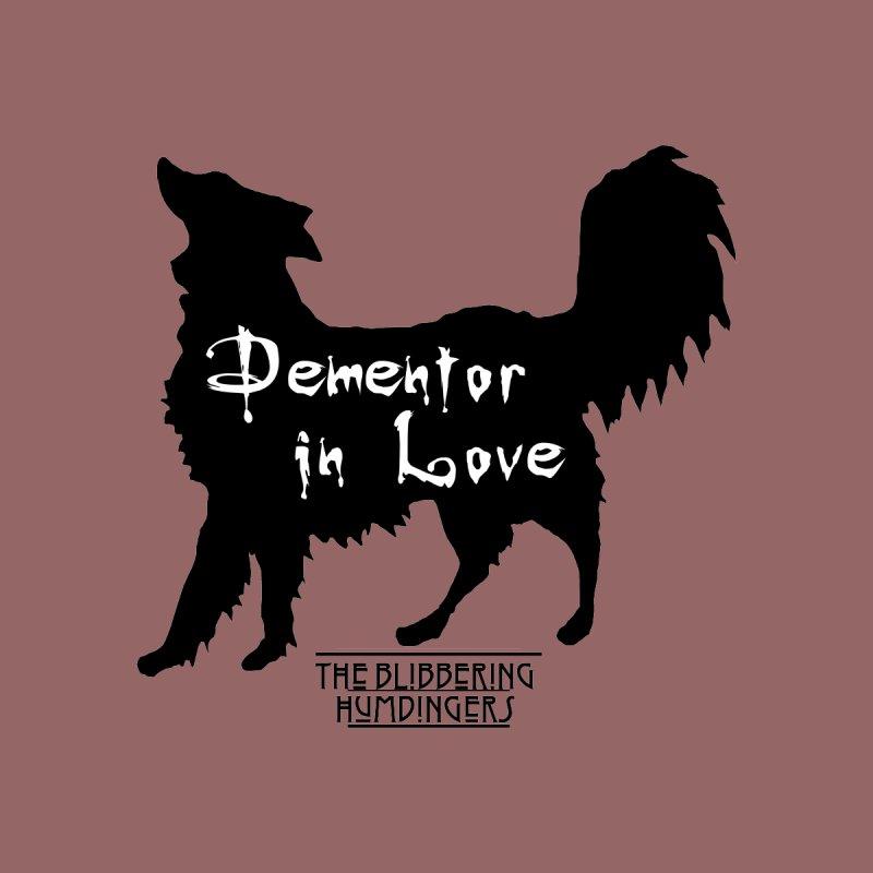 Dementor in love dog by The Bliddering Humdingers