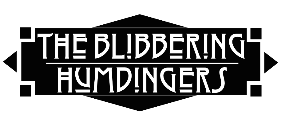 The Bliddering Humdingers Logo