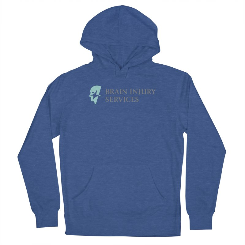 Brain Injury Services Men's Pullover Hoody by Brain Injury Services Shop