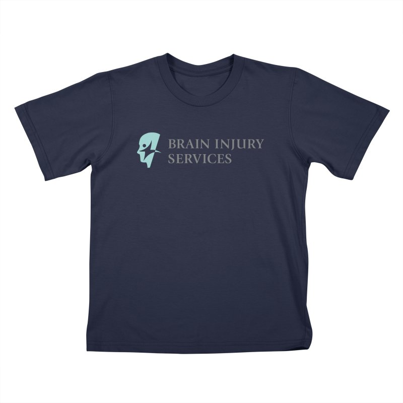 Brain Injury Services Kids T-Shirt by Brain Injury Services Shop
