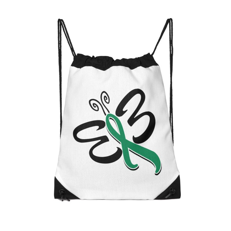 Butterfly Accessories Bag by Brain Injury Services Shop