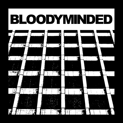Bloodyminded-Black-On-White
