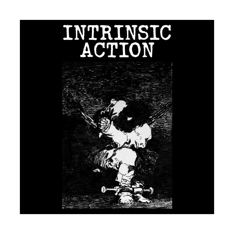 """Intrinsic Action """"Prisoner"""" Men's Pullover Hoody by BLOODYMINDED Shop"""