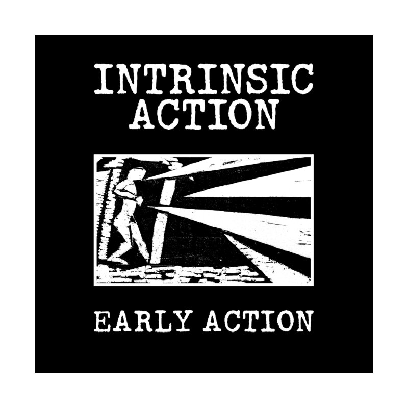 """Intrinsic Action """"Early Action"""" Men's Pullover Hoody by BLOODYMINDED Shop"""