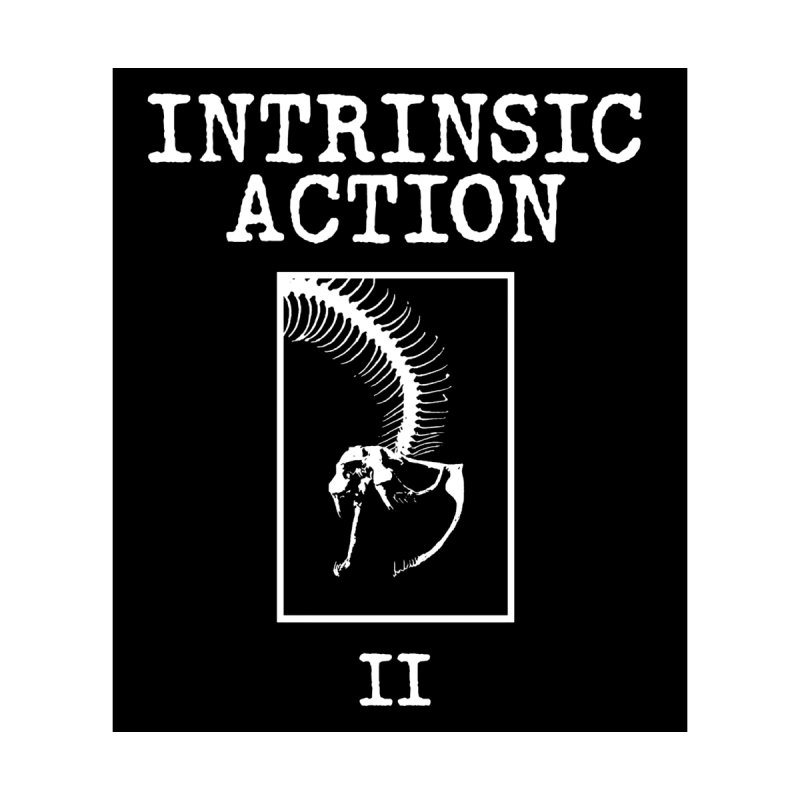 """Intrinsic Action """"II"""" Accessories Sticker by BLOODYMINDED Shop"""