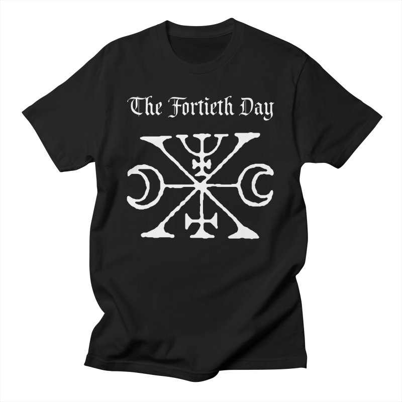"""The Fortieth Day """"Sigil"""" Men's T-Shirt by BLOODYMINDED Shop"""