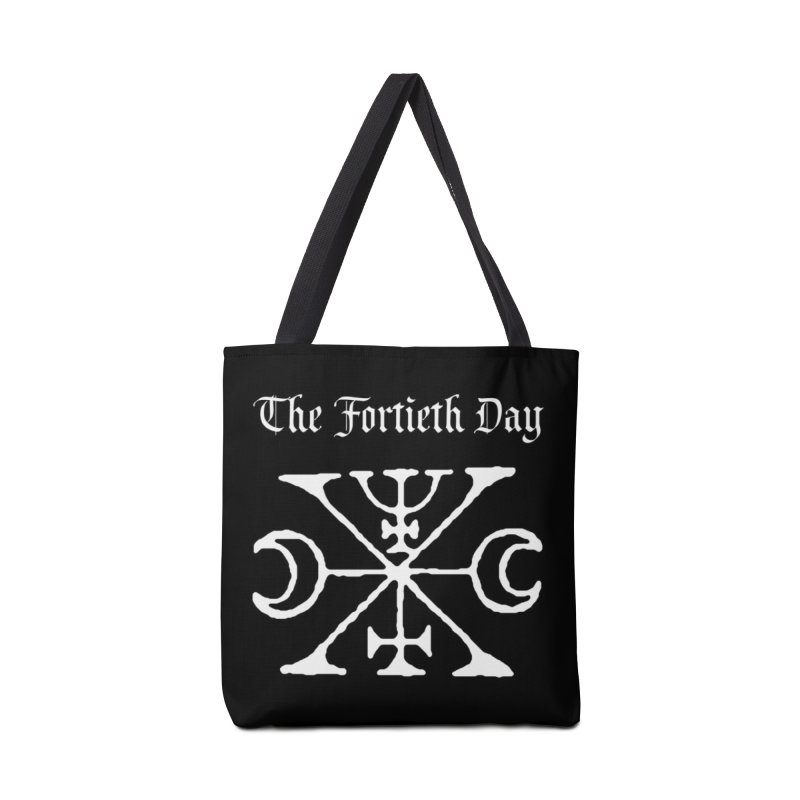 "The Fortieth Day ""Sigil"" Accessories Bag by BLOODYMINDED Shop"