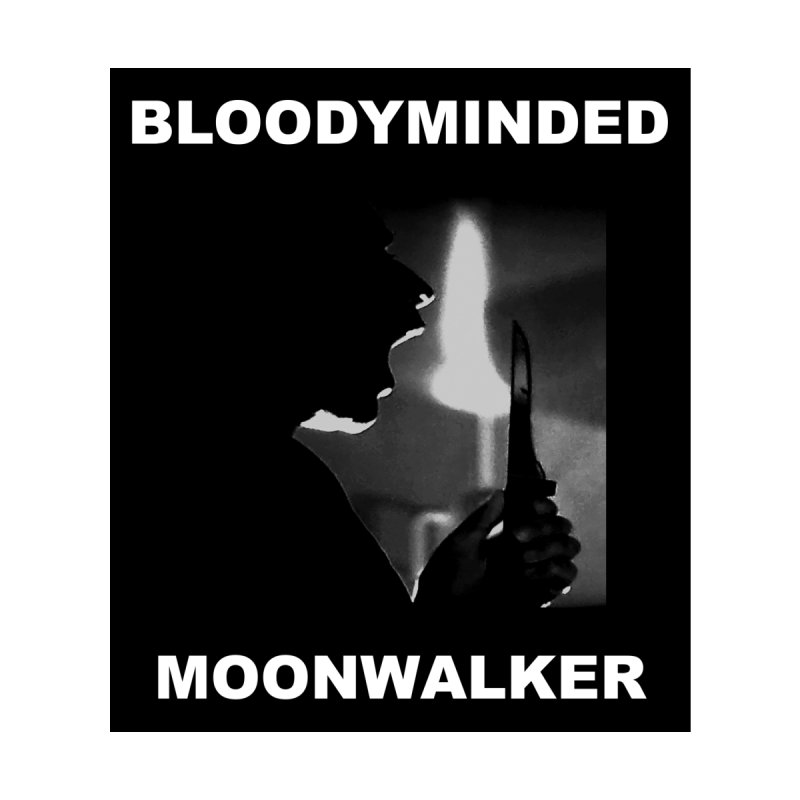 """BLOODYMINDED """"Moonwalker (One)"""" Accessories Bag by BLOODYMINDED Shop"""
