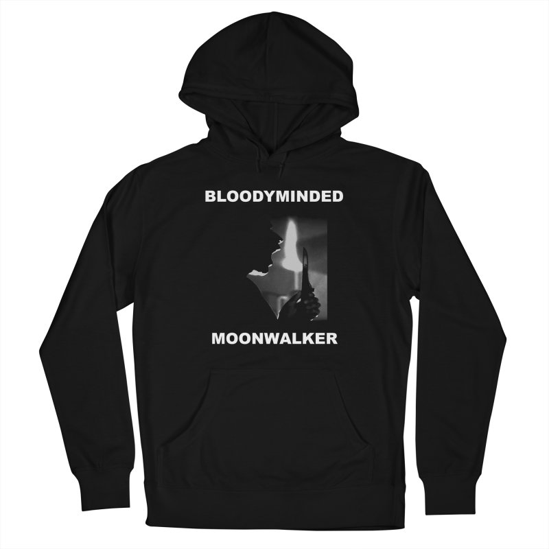 """BLOODYMINDED """"Moonwalker (One)"""" Men's Pullover Hoody by BLOODYMINDED Shop"""