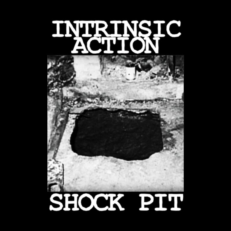 """Intrinsic Action """"Shock Pit"""" Men's T-Shirt by BLOODYMINDED Shop"""