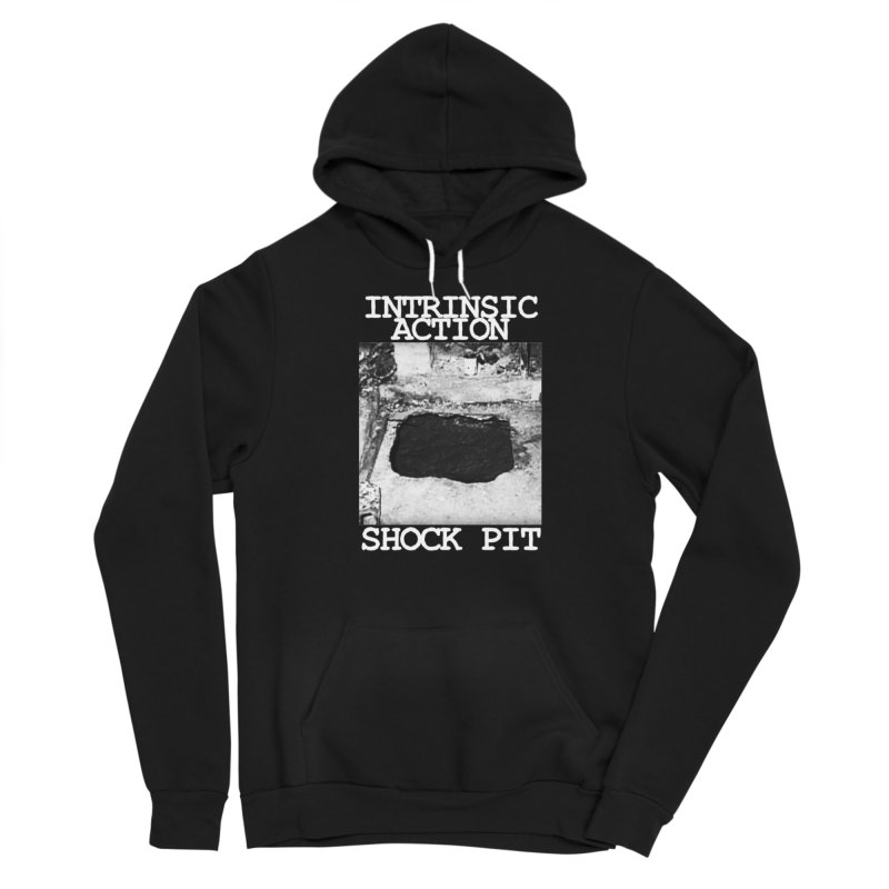 """Intrinsic Action """"Shock Pit"""" Men's Pullover Hoody by BLOODYMINDED Shop"""