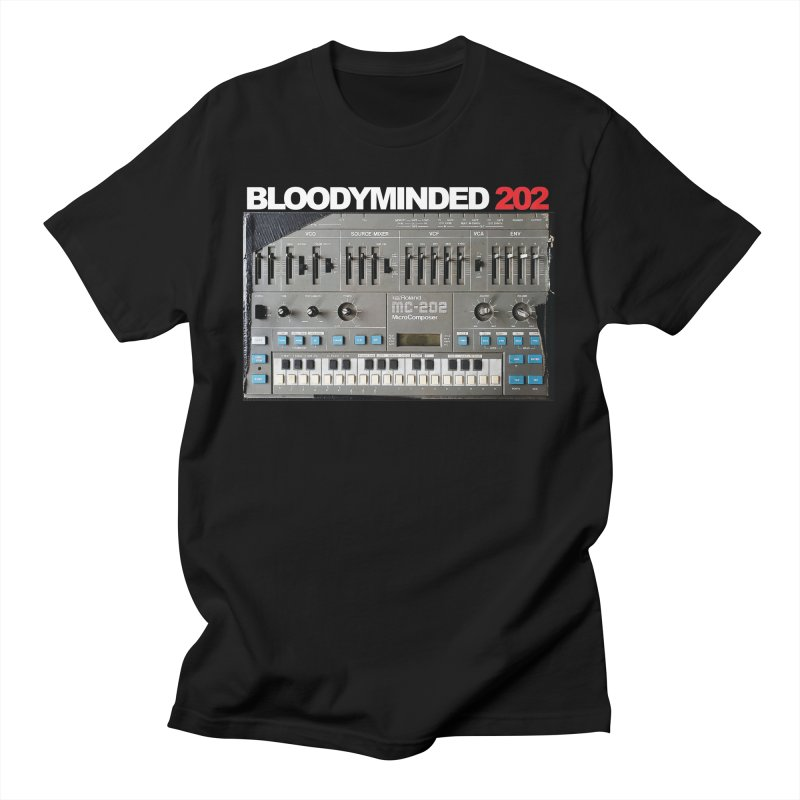 """BLOODYMINDED """"202"""" Men's T-Shirt by BLOODYMINDED Shop"""