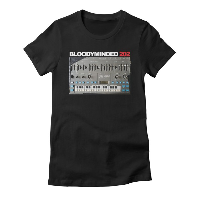 """BLOODYMINDED """"202"""" Women's T-Shirt by BLOODYMINDED Shop"""