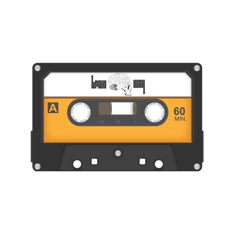 Cassette Wax by BRAINWAX's Artist Shop