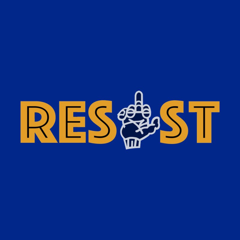 RESIST Men's Tank by BRAVO's Shop