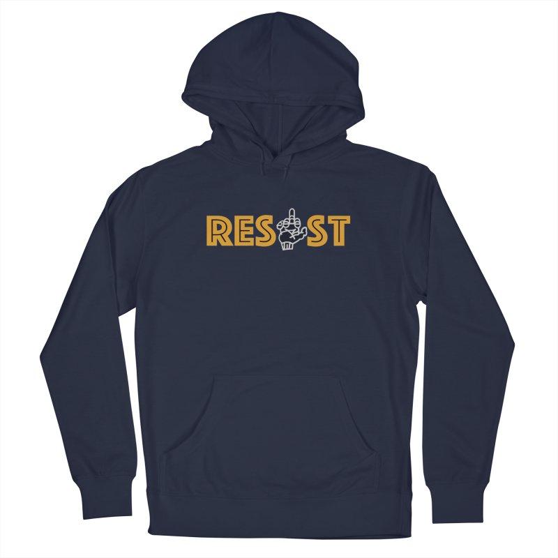 RESIST Men's Pullover Hoody by BRAVO's Shop