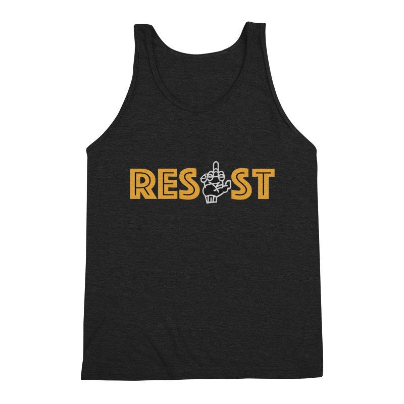 RESIST Men's Tank by BRAVO's Shop