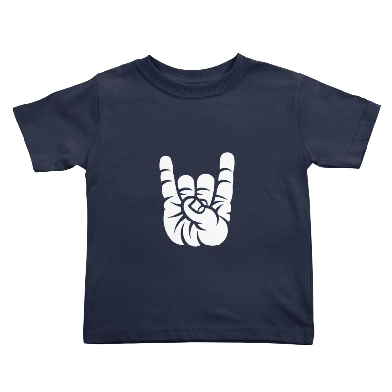 ROCK OUT! Kids Toddler T-Shirt by BRAVO's Shop