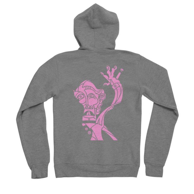 Bravo Rosa Women's Zip-Up Hoody by BRAVO's Shop