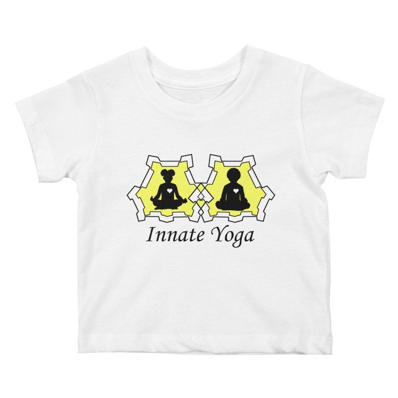 Innate Yoga Kids Baby T-Shirt by BRAVO's Shop