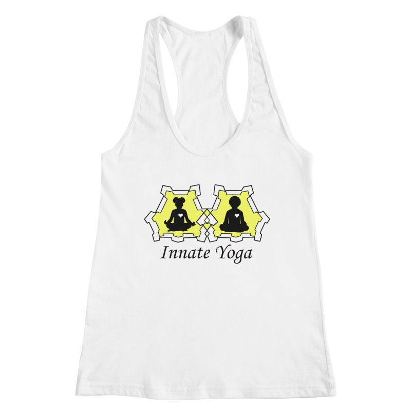 Innate Yoga Women's Racerback Tank by BRAVO's Shop