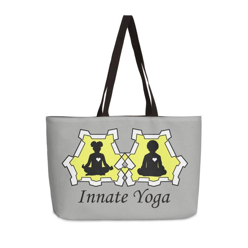 Innate Yoga Accessories Weekender Bag Bag by BRAVO's Shop